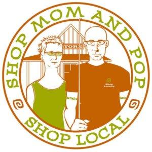 Shop Mom & Pop logo