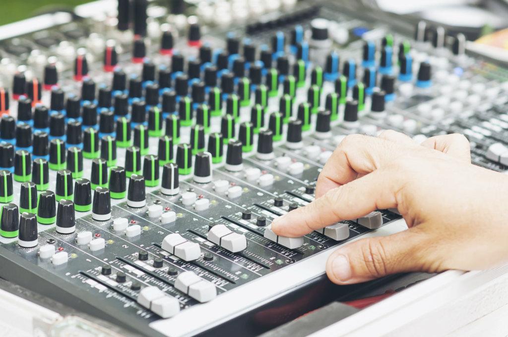 Professional Audio Engineer