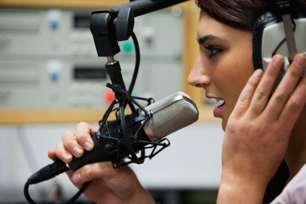 Profestional Voice talent