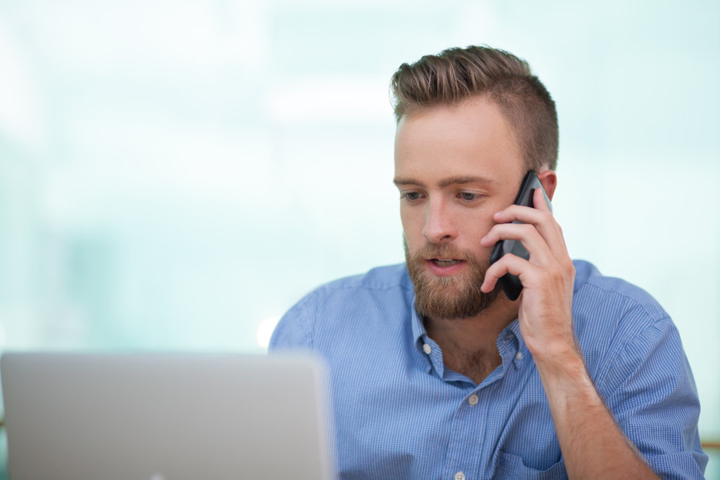 Managing Appointment Calls with Professional VoIP Menus
